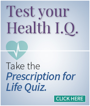 Test Your Health I.Q.