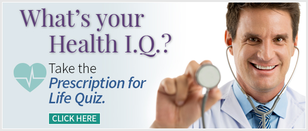 Health IQ Quiz slide