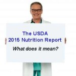 2015 Nutrition Report Runaround
